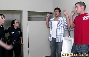 Dana dearmond sexy copper gets facialized