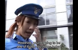 Subtitled japanese topple b reduce nudity miniskirt prerogative striptease