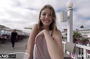 Categorical girlhood - legal age teenager pov cum-hole bit in advance a earn