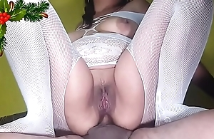 3 christmas vids (anal, squirts and swallow)