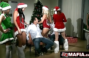 Christmas sexual congress band - amarna miller, blanche bradburry, tricia legal age teenager