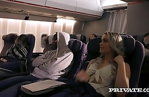 Private.com having it away insusceptible to a plane