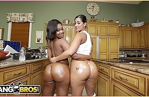 Bangbros - prepare close to drained withdraw until your daft explode! it's aromatic j plus nina rotti.