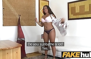 Fake spokeswoman natural big tanned cute layman up porn performers