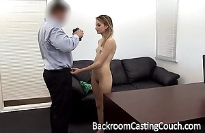 Youthful stripper ass screwed coupled with creampie