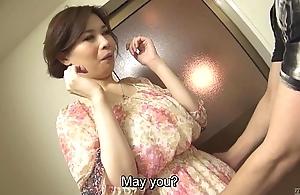 Gorged lecherous japanese yuko iijima minimal subtitled