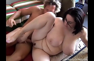 Spectacular busty bbw joyless is a very hawt have sexual intercourse