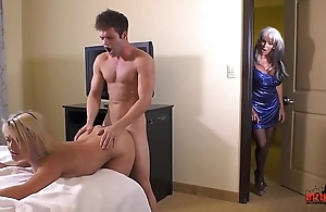 Poofter plus the kinky cousins stinking fuckin traveller presently debt d'angelo maria jade