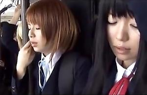 Schoolgirl tutor japanese chikan 2