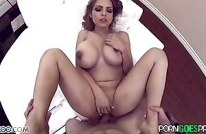 Porngoespro - yurizan beltran shacking up a heavy dick, heavy boobs and heavy swag