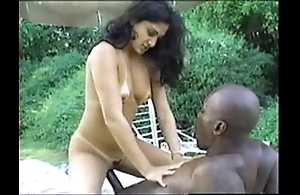 Lexington steele vs. milena santos (brazilian bitch)