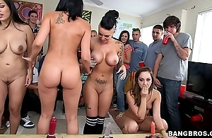 Bangbros - porn-stars invade order of the day