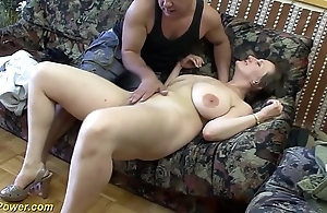 Well-endowed german milf enjoys a fat gumshoe connected with their way pain in the neck