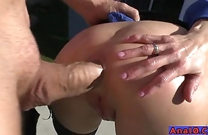 Adult anal licking, fisting, uncrowded plus going to bed