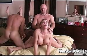 Become man swapping with 2 indecision couples