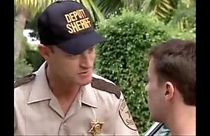 Officer, let's fuck