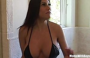 Bigtit milf jail-bait marie beautiful arse gets anal screwed