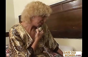 Grandmother screwing young girl