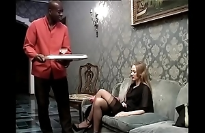 Black menial banging his concupiscent lady be beneficial to the diggings