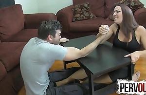 Subdivision wrestling foot job ballbusting femdom tugjob