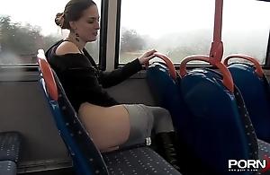 Pornxn public pissing in yoga panties